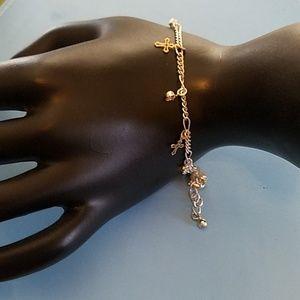 Delicate Cross Bracelet by Avon